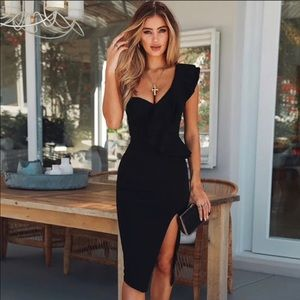 Rougel dress beautiful